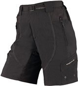 Hummvee Womens Baggy Cycling Shorts