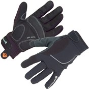 Strike Long Fingered Cycling Gloves