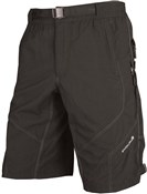 Product image for Endura Hummvee Baggy Cycling Shorts With Liner Short AW16