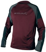 MT500 Burner Long Sleeve Cycling Jersey
