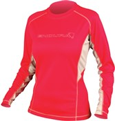 Pulse Womens Long Sleeve Base Layer
