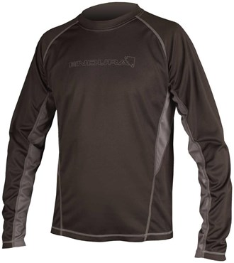 Endura Cairn T Long Sleeve Cycling Base Layer SS17