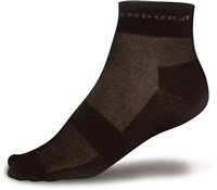 Endura CoolMax Race Cycling Socks - Triple Pack SS16