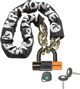 Kryptonite New York Chain With EV Series 4 Disc Lock