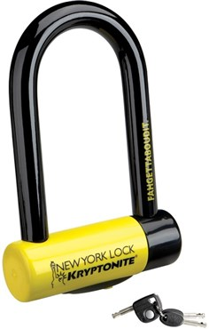 Kryptonite New York Fahgettaboudit Mini Lock