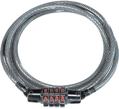Image of Kryptonite CC4 Combination Cable Lock