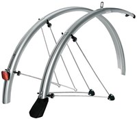 Chromoplastic Full Length Mudguards