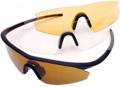 D Arcs Triple Lens Set Compact Cycling Glasses