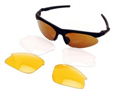 Wishbones Triple Set Cycling Glasses