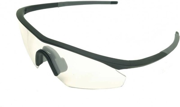 Image of Madison Shields Clear Cycling Glasses