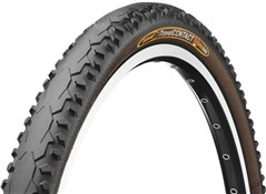 Product image for Continental Travel Contact Reflective 26 inch MTB Tyre