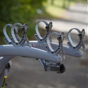 Saris Bones Coloured Car Boot Rack - 3 Bikes