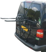 F4 Heavy Duty 4 Bike Car Rack