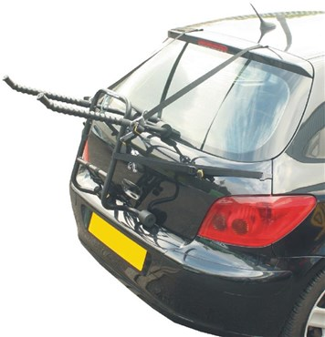 Image of Hollywood F1 Deluxe 3 Bike Car Rack - 3 Bikes