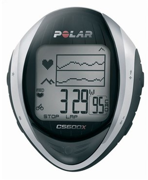 Polar CS600X Heart Rate Monitor Cycling Computer