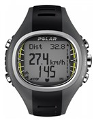 CS300 Heart Rate Monitor Computer Watch With Speed Sensor
