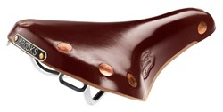 Brooks Team Pro-S Special Chrome Ladies Saddle