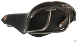 Brooks Team Pro Special Titanium Racing Saddle