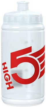 Image of High5 Drinks Bottle Clear High Five 500ml