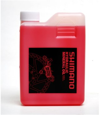Image of Shimano Mineral Oil For Hydraulic Brakes - 1 Litre