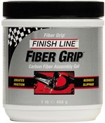 Finish Line Fiber Grip Carbon Fiber Assembly Gel