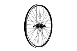 26 8 Speed Cassette Alloy Disc Rear Wheel