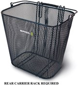 Side Mounted Mesh Basket