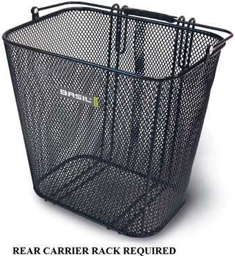 Image of Basil Side Mounted Mesh Basket