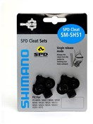 SH51 Release MTB SPD Cleats