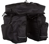 Product image for ETC Triple 600D Material Pannier Bag