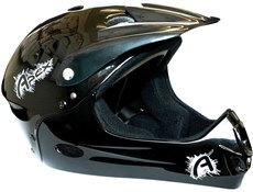 Full Face Youth Helmet 2012