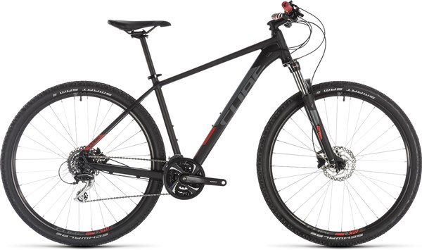 "Cube Aim Race 27.5""/29er Mountain Bike 2019 - Hardtail MTB"