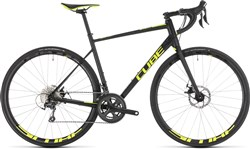 Product image for Cube Attain Race Disc 2019 - Road Bike