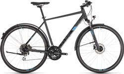 Cube Nature Allroad 2019 - Hybrid Sports Bike