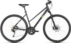 Product image for Cube Cross Pro Womens 2019 - Hybrid Sports Bike