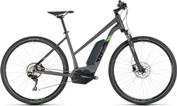 Product image for Cube Cross Hybrid Pro 500 Womens 2019 - Electric Hybrid Bike