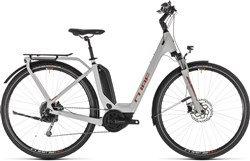 Product image for Cube Touring Hybrid 400 Easy Entry 2019 - Electric Hybrid Bike