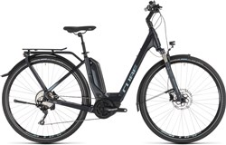 Product image for Cube Touring Hybrid Pro 500 Easy Entry 2019 - Electric Hybrid Bike