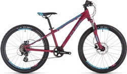 Product image for Cube Access 240 Disc 2019 - Junior Bike