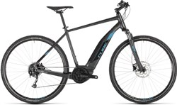 Product image for Cube Cross Hybrid One 500 2019 - Electric Hybrid Bike