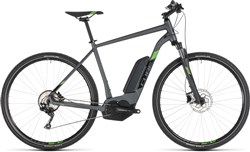 Product image for Cube Cross Hybrid Pro 400 2019 - Electric Hybrid Bike