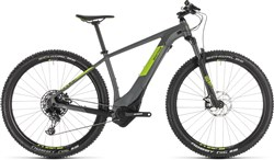 "Product image for Cube Reaction Hybrid Eagle 500 27.5""/29er 2019 - Electric Mountain Bike"