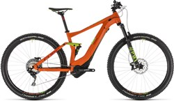 "Product image for Cube Stereo Hybrid 120 Race 500 27.5""/29er 2019 - Electric Mountain Bike"