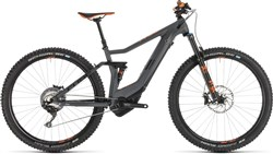 "Product image for Cube Stereo Hybrid 120 Hpc TM 500 27.5""/29er 2019 - Electric Mountain Bike"