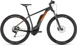 "Product image for Cube Reaction Hybrid Pro 500 27.5""/29er 2019 - Electric Mountain Bike"
