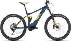 "Cube Stereo Hybrid 140 SL 500 Kiox 27.5"" 2019 - Electric Mountain Bike"