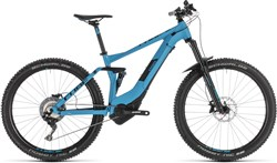 "Cube Stereo Hybrid 140 Pro 500 27.5"" 2019 - Electric Mountain Bike"