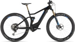 "Product image for Cube Stereo Hybrid 120 Hpc SLT 500 27.5""/29er 2019 - Electric Mountain Bike"