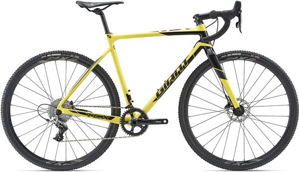 Giant TCX SLR 1 2019 - Cyclocross Bike