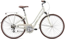 Product image for Liv Flourish FS 2 Womens 2019 - Hybrid Classic Bike